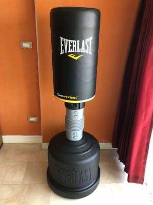 Everlast Everflex Free Standing Heavy Punch Bag (Black)