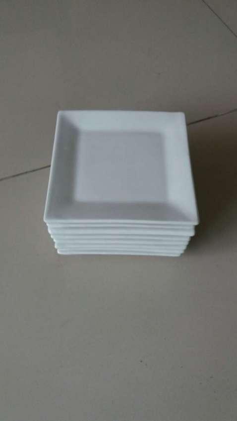 8 Appetizer Plates IPZ5 by I PATRIZI