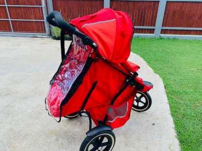 Baby Stroller Pram - Phil & Teds