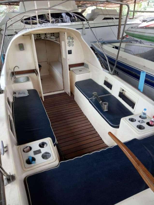 ขายเรือยนต์ สำราญ / The boat is a crusing motoryacht, good for touring