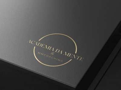 I will design a modern luxury minimalist logo