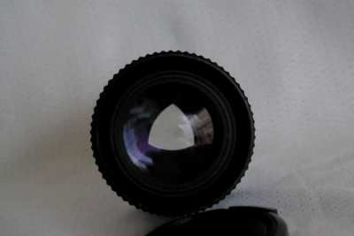 Computar 25mm f1.3, 50mm f1.8 Manual Focus C-Mount Lenses