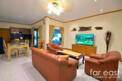 Pratumnak 3 Bedroom Villa For Rent