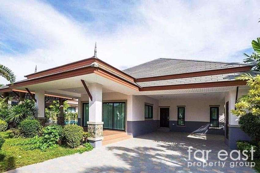 Immaculately Presented Baan Dusit Pool Villa