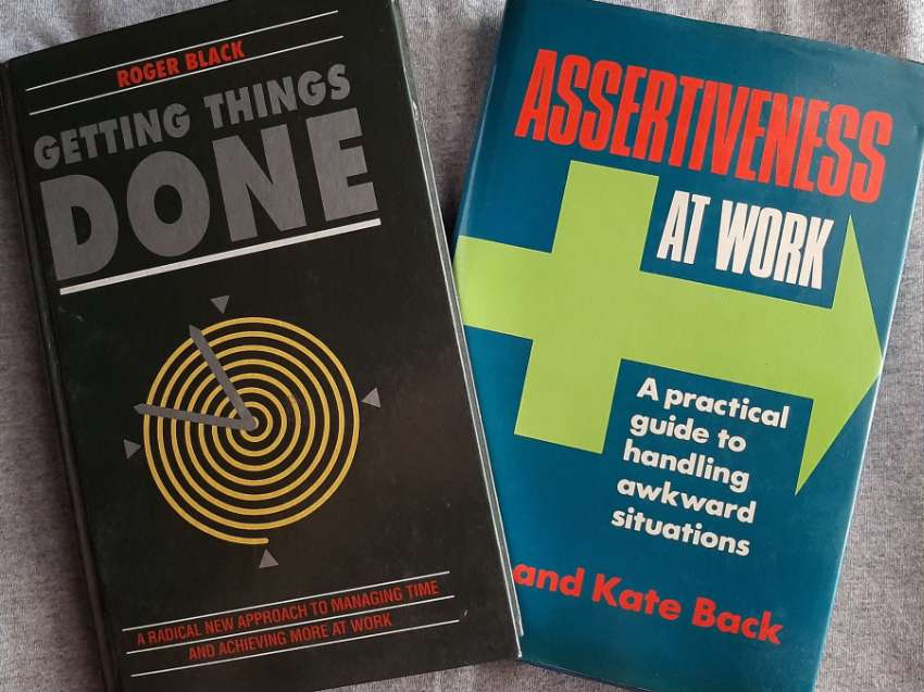 Getting Things Done / Assertiveness at Work