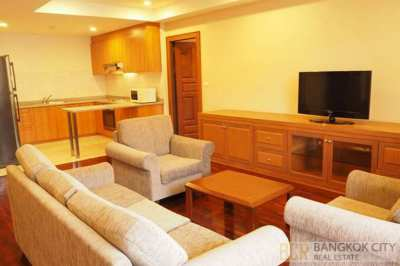 Nagara Mansion Condo Fully Furnished 2 Bedroom Unit for Rent - Hot