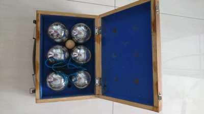 jeu de boules set