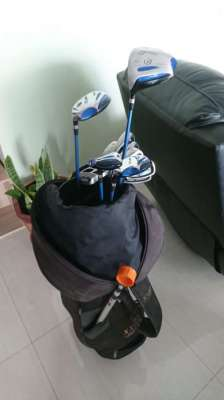 golf set(lefty)
