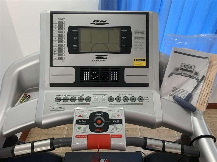BH Fitness Treadmill and V-Tech MultiGym