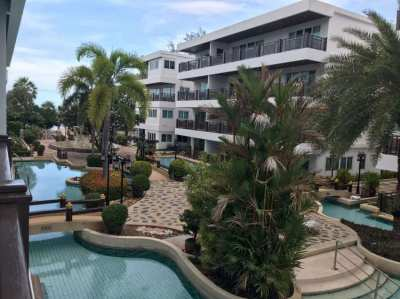 Nice Condo Cha am Beach Palace