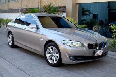BMW 520d (f10) เครื่องดีเซล รถมือเดียว สวย ไม่เคยชน