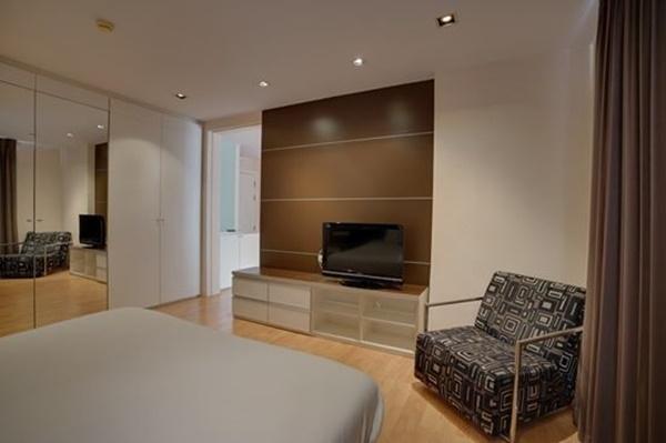 ให้เช่าห้องรายเดือน ใกล้ BTS นานา ห้อง 64ตรม. ราคา 22,000 บาท/เดือน