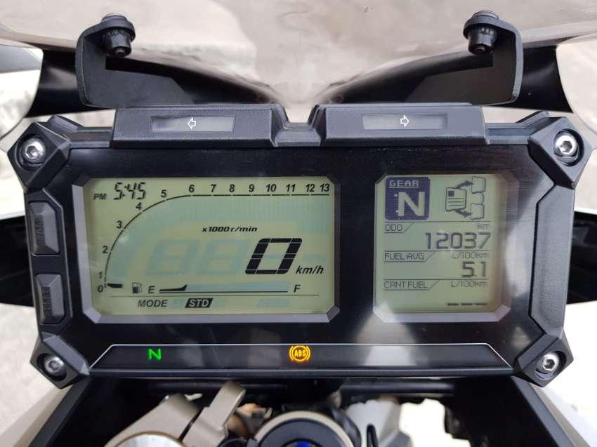 YAMAHA FJ-09  = ONLY 12,100 KM = 310,000