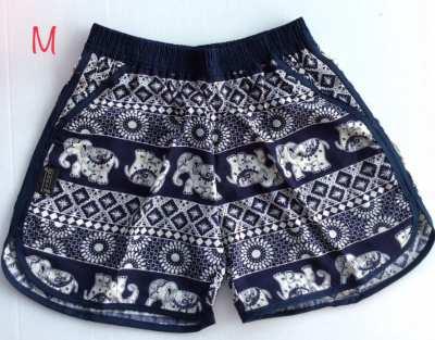 Elephant shorts comfy shorts thailand shorts beach shorts