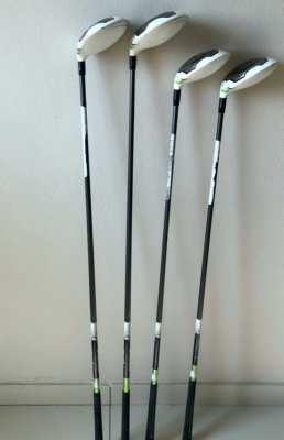 Tailor-made Irons RocketBladz RBladZ (LH) 5-SW (7 Clubs) Steel Shaft