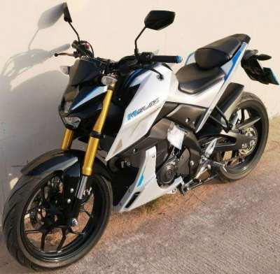 10/2018 Yamaha M-Slaz 5.xxxkm 54.900 ฿ Finance by shop