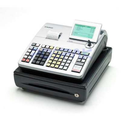 CASIO CASH REGISTER SE-S400