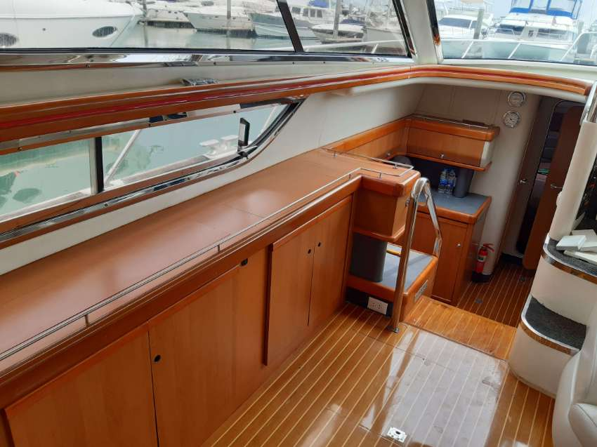 ALL OFFERS CONSIDERED ! SEA LINE 45 TOTALLY REBUILT/Trades Considered