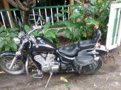 Honda Steed VLX 600