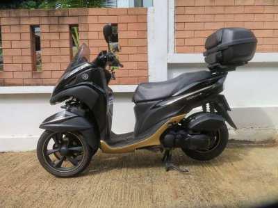 Yamaha 125 Tricity For Sale