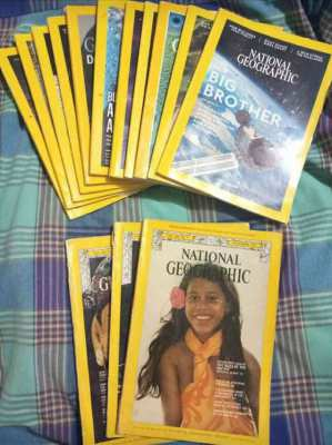 National Geographic -  14 from the 1970s and more recent