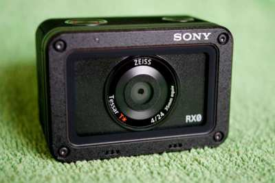 Sony RX0 Compact Waterproof Shockproof Camera in Box
