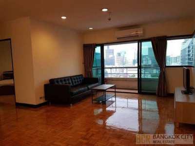 Sathorn Gardens Luxury Condo Panoramic View 2 Bedroom Unit for Rent