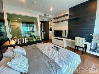 The Address Chidlom Luxury Condo Renovated 2 Bedroom Corner Unit for Rent