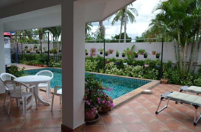 2.5 Rai, 5+3 bedrooms Huay Yai Family Residence