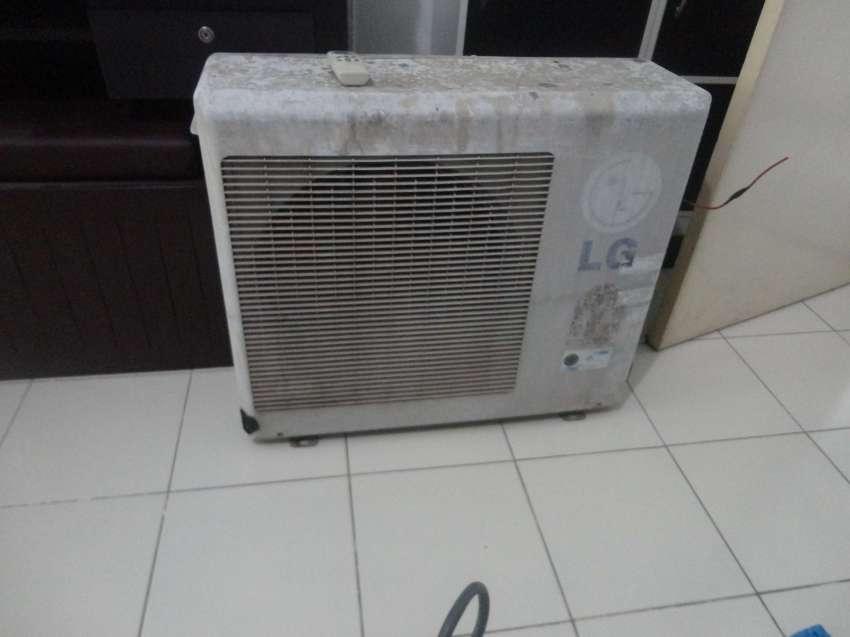 LG 9554 BTU air conditioner plus a 2nd parts unit