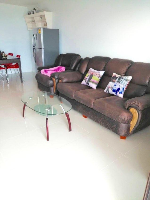 Seaview One Bedroom Condo For Rent in Pratumnak Location