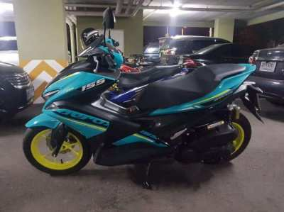Yamaha Aerox R 2019