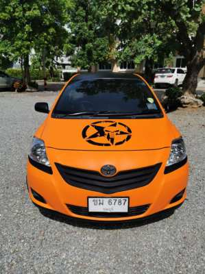 195.000,- BAHT, PRICE REDUCED !!  EYECATCHER!!  TOYOTA VIOS 2010