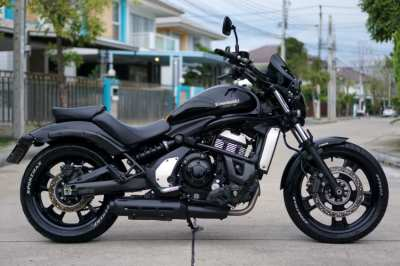 Kawasaki Vulcan S 650 2015 in superb condition only 9,1xx km