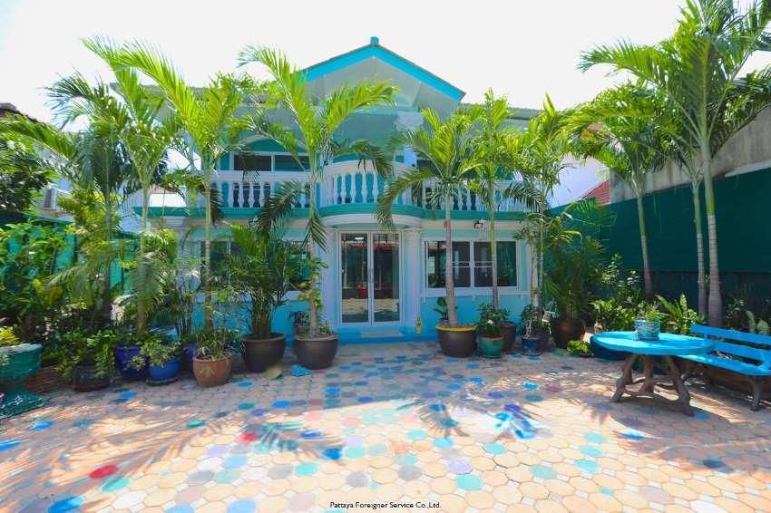 Detached House 250 meters from Jomtien Beach
