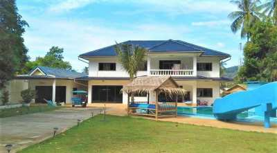 For rent furnished resort in Lamai Koh Samui