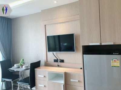 Condo for Rent 1 Bedroom 8,000 baht Pratumnak Hill Pattaya