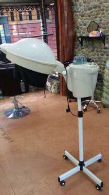 Steam Hair Treatment Appliance
