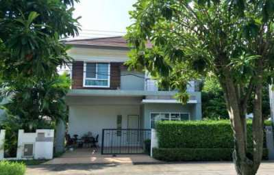 FOR RENT CLUSTER VILLE 2 RAMA 5 / 3 beds 3 baths /**25,000**