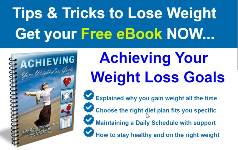 Free Tips & Tricks to Lose Weight eBook
