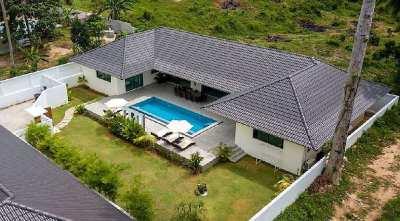 For rent 5 bedrooms pool villa in Lamai Koh Samui