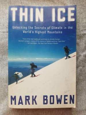 Thin Ice; Unlocking the Secrets of Climate Change