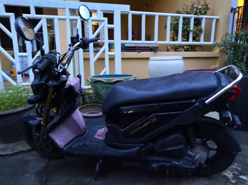 2013 Honda Zoomer X 24k km