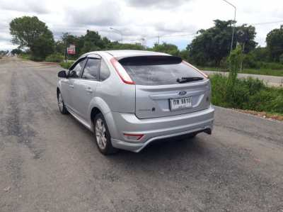 2011 Ford Focus 1.8 automatic