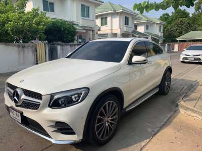 Benz GLC 250d coupe AMG