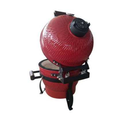 16 Inch Kamado Grill BBQ (RED)