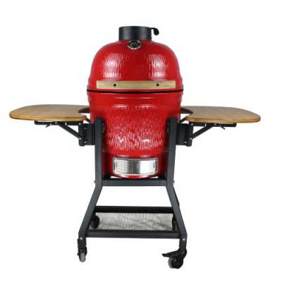 18 inch Kamado Grill BBQ (RED)