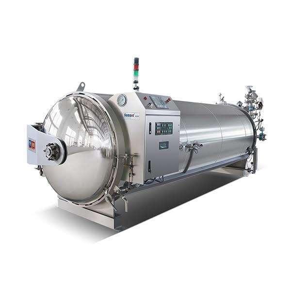 2nd hand Spray Retort Machine - Fully automatic