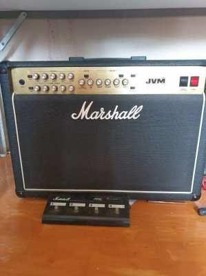 Marshall JVM 210C Guitar amplifier
