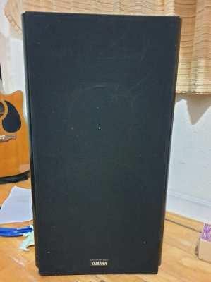Yamaha NX-700x speakers floor standing monitors